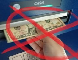 What to do when your bank account is frozen